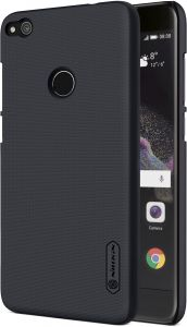 HUAWEI P8 Lite(2017) / Honor8 Lite Nillkin Super Frosted Shield Back Case [Black Color]