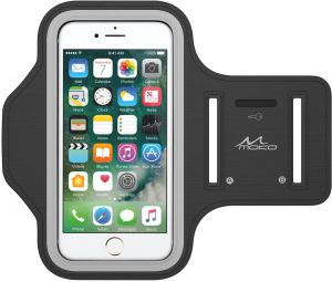 Aleesh Water Resistant Sports Armband with Key Holder for iPhone 6, 6S (4.7-Inch), Galaxy S3/S4, iPhone SE, 5/5C/5S