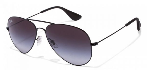 451d173f3c Ray-Ban RB3558 002 8G Size-58 Black Gradient Aviator