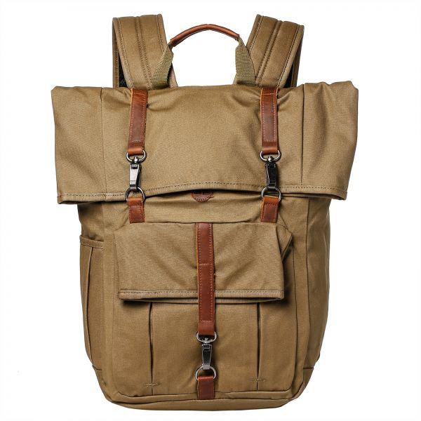 a0dc286caa Timberland Walnut Hill Roll Top Backpack for Men - Olive