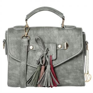 Inoui Crossbody Bag For Women Grey
