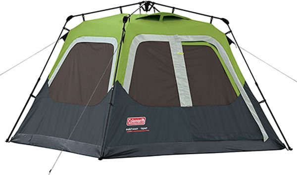 coleman instant tent 4 person souq uae