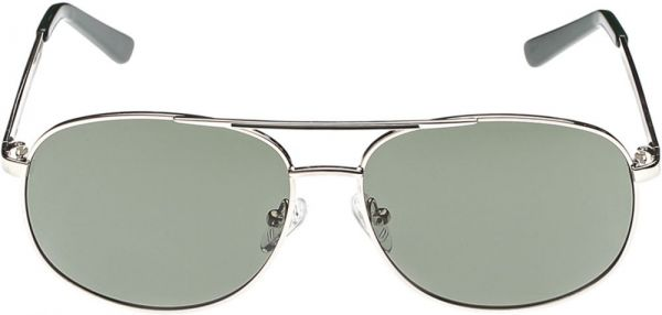 f129869229311 Guess Aviator Sunglasses for Men - Green Lens