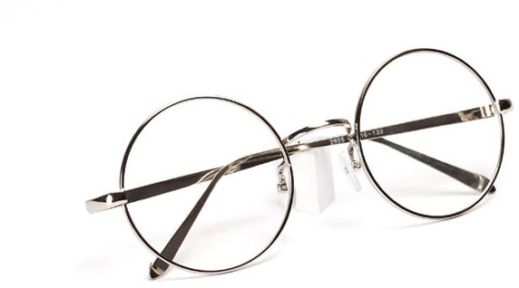 Buy Retro Girls Glasses Frames Glasses Harry Potter Square Frames ...