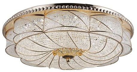 Souq geepas decorative led ceiling light gold uae 23300 aed aloadofball Choice Image