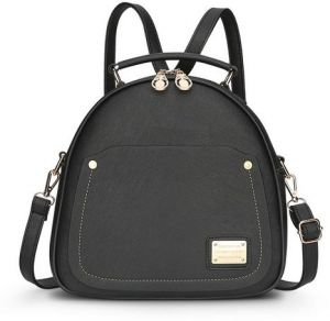 ed5db7879e76 Fashion Trend Personality High Grade Leather double shoulder bag Backpack  for Women YY40