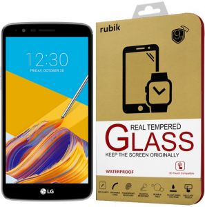 For LG Stylus 3 - Rubik Real Tempered Glass Saphire HD Screen Protector For LG Stylus 3