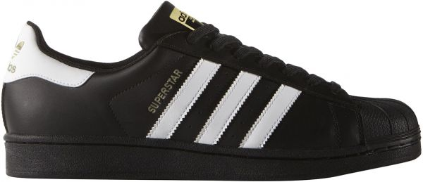 the latest 369d7 4e520 Adidas Originals Superstar Black Sneakers For Men. by Adidas, Athletic Shoes  -. 40 % off