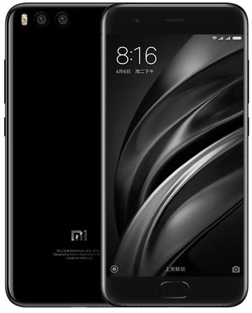 Xiaomi Mi 6 Dual Sim - 64 GB, 6 GB Ram, 4G LTE, Black - International  Version, Mce16