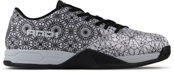 AND1 Mirage Low Basketball Shoes for Men, Black and White