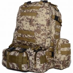 a7c03ed6ce Multifunction Military Rucksack Outdoor Tactical Backpack Travel Camping Hiking  Sports Bag 4