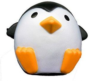 Squishy Toy Slow Rising Penguin