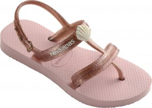 52e9cd9954278 Havaianas Beige Flip Flops Slipper For Girls