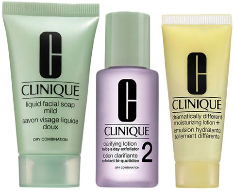 clinique skin set