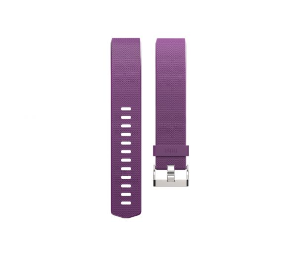 Fitbit Charge 2 Accessory Classic Band - Plum, Large