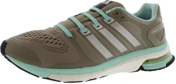 competitive price 9eec5 67eb6 adidas Boost ESM Running Shoes for Women, BeigeSilver  Souq