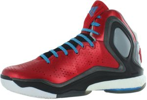 info for 55b04 55842 adidas D Rose 5 Boost Basketball Shoes for Men, Multi Color