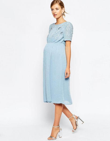9effe8055f6 ASOS Maternity Dress For Women