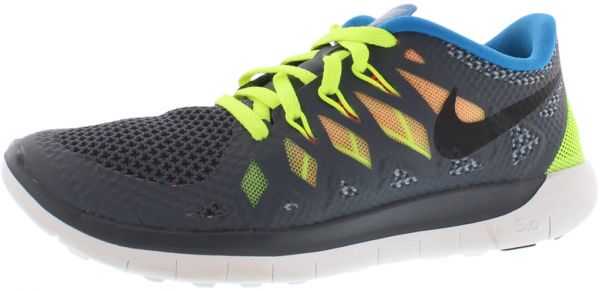 e1637084acce Nike Free 5.0 (GS) Running Shoes for Boys