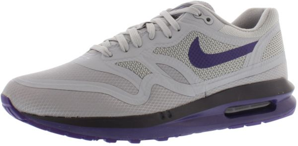 new arrival d32f2 35045 Nike Air Max Lunar 1 Wr Running Shoes for Women, Wolf GreyCourt Purple   Souq - UAE