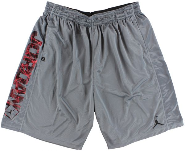 72be9bd1e2d870 Buy Jordan Grey Red Black Sport Short For Men - Sportswear
