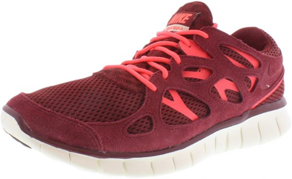 Nike Free Run 2 Running Shoes for Men, RedWhite