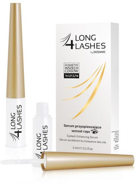 f7ea34e9b3b OCEANIC Long 4 Lashes Eyelash Enhancing Serum 3 ml | Souq - Egypt