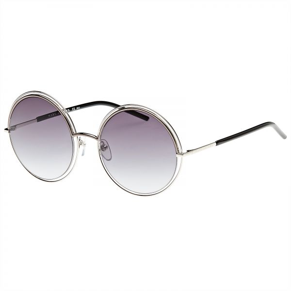 4663d6abd7 Marc Jacobs Round Women s Sunglasses - MARC 11 S-10F-56-9O - 56-22-140mm