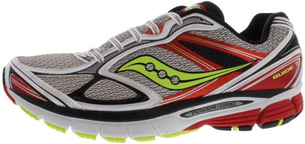Uae For Shoes MenWhiteredcitronSouq Saucony 7 Guide Running WDH9E2I