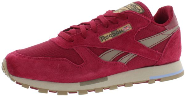 3deee653cb2 Reebok CL Leather Utility Running Shoes for Women