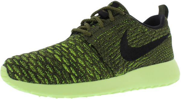 size 40 bf3ae 057bb ... free shipping nike roshe one flyknit running shoes for women multi  color 331a9 b639a