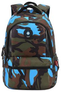 8074b8949054 Fashion Camouflage Kid School Bag Travel Backpack Bags For Cool Boy And Girl