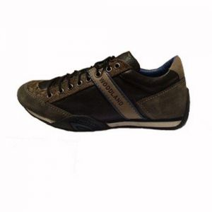 WoodLand Grey Fashion Sneakers For Men d93fc4508647