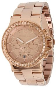 ef5b973b1665 Michael Kors Dylan Women s Rose Gold Dial Stainless Steel Band Watch -  MK5412
