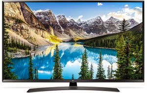 LG 43 Inch 4K Ultra HD LED Smart TV - 43UJ634V