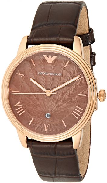 93fdc250a193 Emporio Armani Watches  Buy Emporio Armani Watches Online at Best ...