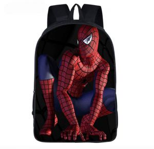 16   Spiderman School Backpacks For School Boys Girls Backpack For Kids  Students a9371ec7cfece