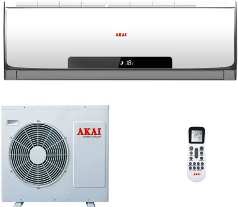 souq akai split system air conditioner 36000 btu acma 3650ksap uae rh uae souq com Whirlpool Portable Air Conditioner Plant for Home Air Conditioner