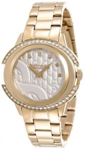 d82c4459e Just Cavalli Just Decor Women's Silver Dial Metal Band Watch -R7253216502