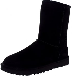 c37751afce2c UGG Black Shearling   Snow Boots For Women