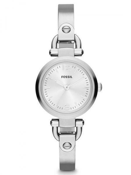 590daa493 Fossil Georgia Mini for Women - Casual Stainless Steel Band Watch - ES3269  | Souq - Egypt