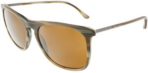 f7344ff8db0 Giorgio Armani Rectangle Men s Sunglasses - AR8076-549473-55 - 55-17-145 mm