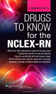 Lippincott`s Drugs to Know for the NCLEX-RN