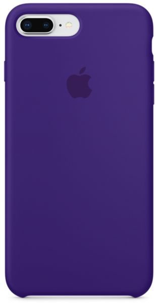 low priced 09f7e 4914b Apple iPhone 8 Plus / 7 Plus Silicone Case - Ultra Violet, MQH42ZM/A