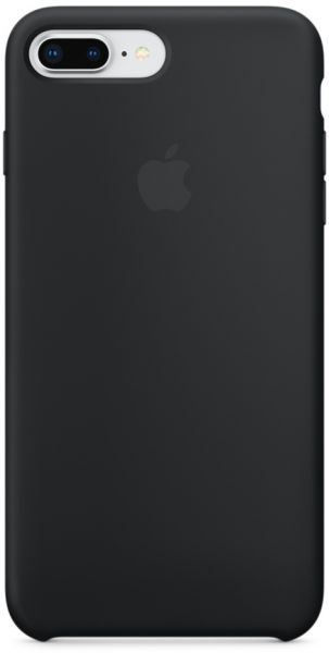 watch 16384 ad956 Apple iPhone 8 Plus / 7 Plus Silicone Case - Black, MQGW2ZM/A