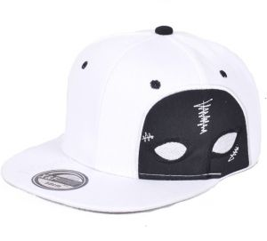e2d3fe4dd77 White   Black Baseball   Snapback Hat For Unisex