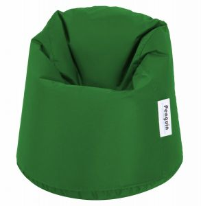 Enjoyable Penguin Waterproof Baby Bean Bag 60X40 Green Gmtry Best Dining Table And Chair Ideas Images Gmtryco