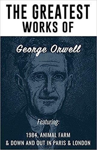 the works of george orwell George orwell was born 115 years ago today he is often remembered as a paragon of lucidity and truth-telling but he was also deeply serious about socialist politics george orwell illustrated is out now from haymarket books george orwell was serious about politics that might seem obvious, given.