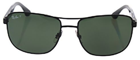 4618a46017 Ray Ban Aviator Unisex Sunglasses - RB 3533 002 9A - 57-17-140 mm ...