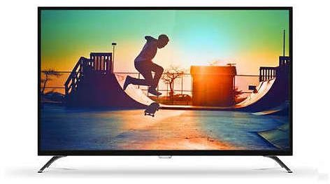 Philips 55 Inch 6000 Series 4K Ultra HD Smart TV - 55PUT6002   Souq - UAE e0299b012c83